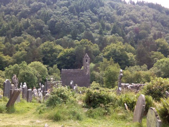 Glendalough y Wicklow Gap. Un lugar de fantasía en Irlanda