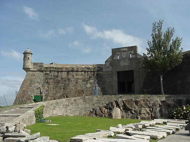 La Coruña - Castillo San Antón