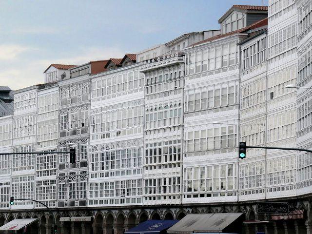 Que ver en La Coruña - La Marina