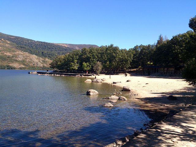 Lago de Sanabria - Playa