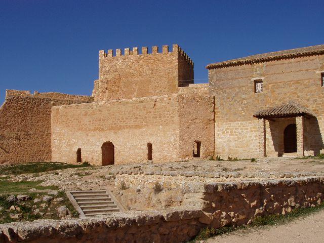 Lagunas de Ruidera - Castillo de Peñarroya
