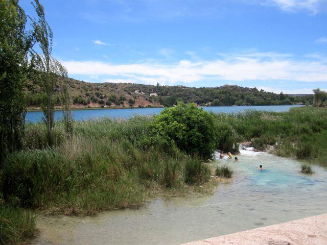 Lagunas de Ruidera - Laguna del Rey
