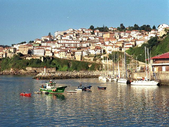 Que hacer en Asturias - Lastres - Puerto