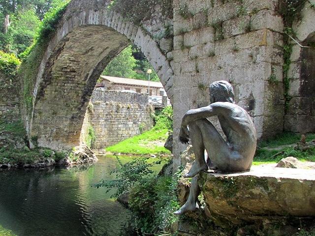 Qué visitar en Liérganes y conocer la leyenda del hombre pez