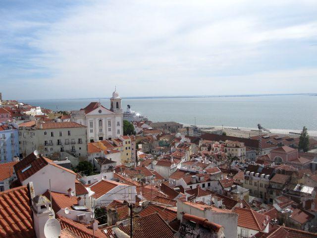 Lisboa - Barrio Alfama