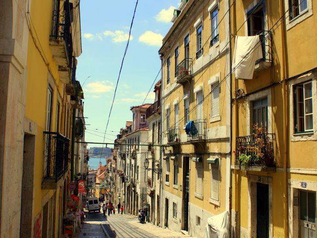 Que hacer en Lisboa en 4 dias - Barrio Alto