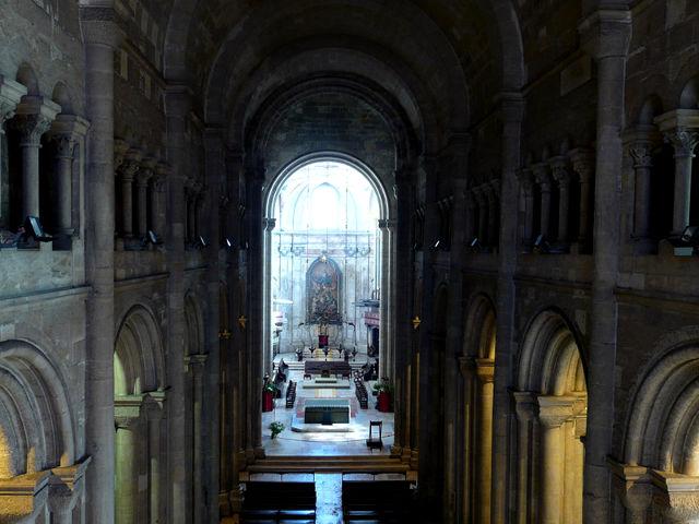 Lisboa - Catedral - Interior