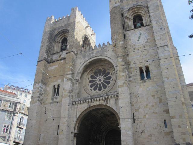 Lisboa - Catedral
