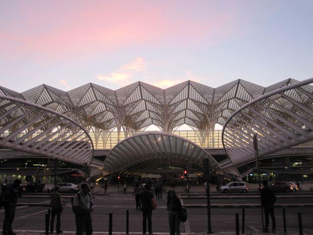 Lisboa - Estación de Oriente