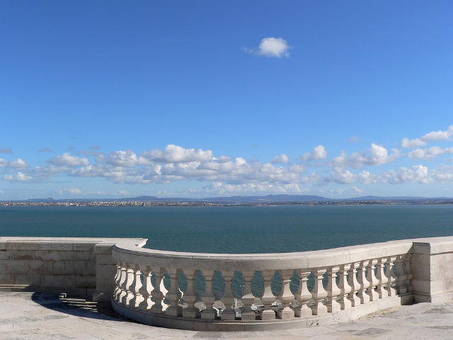 Lisboa - Mirador Panteon Nacional