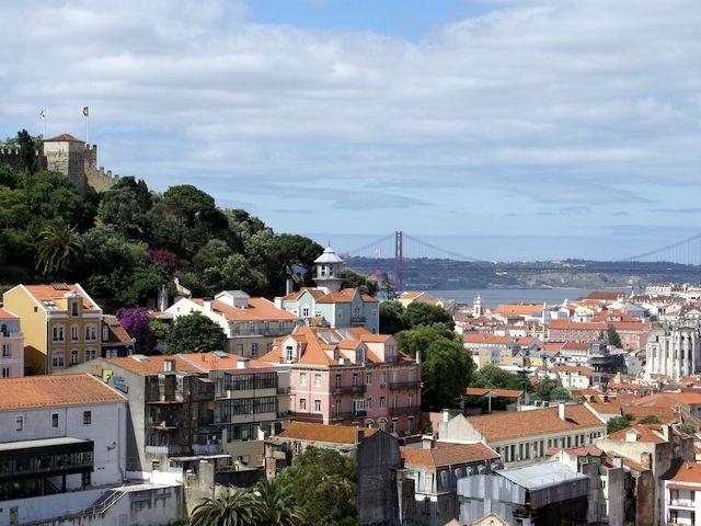 Visitar los mejores miradores para admirar la ciudad de Lisboa