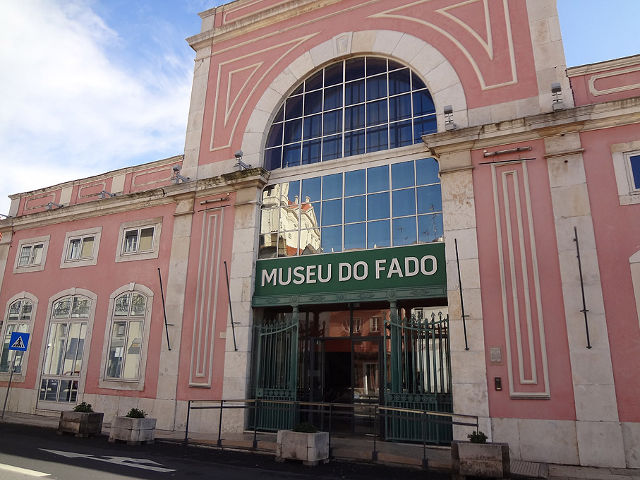 Lisboa - Museo Fado