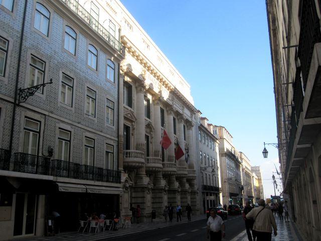 Lisboa - Rua Aurea