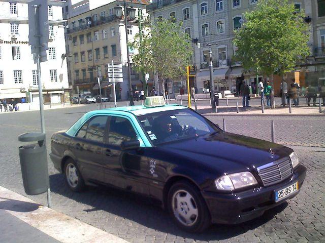 Lisboa - Taxi
