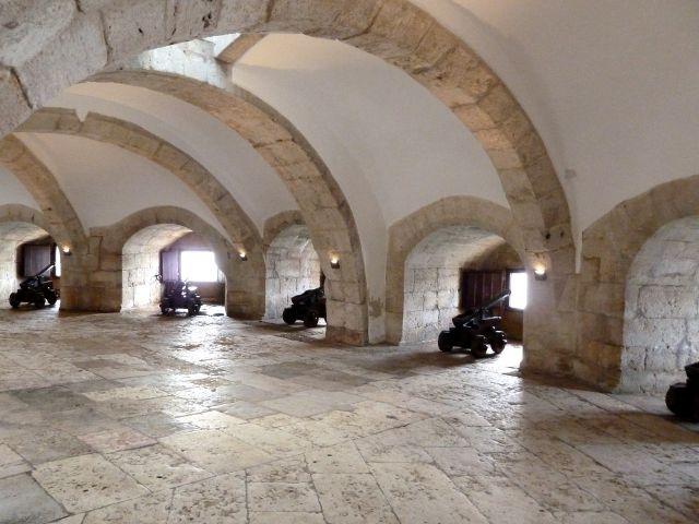 Lisboa - Torre Belem - Interior