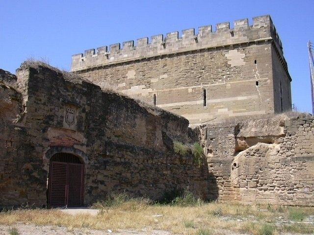 Lleida - Castillo Gardeny