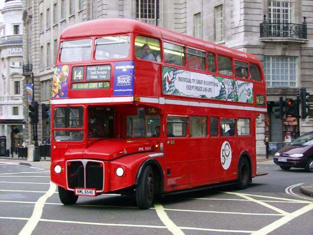 Londres - Autobús