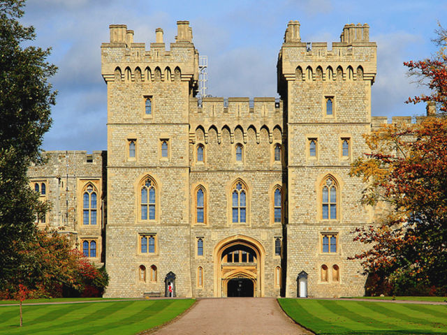Londres - Castillo de Windsor