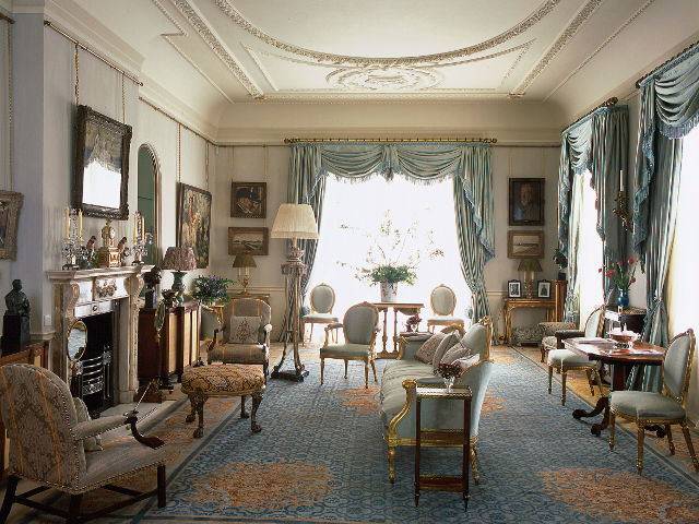 Londres - Clarence House - Interior