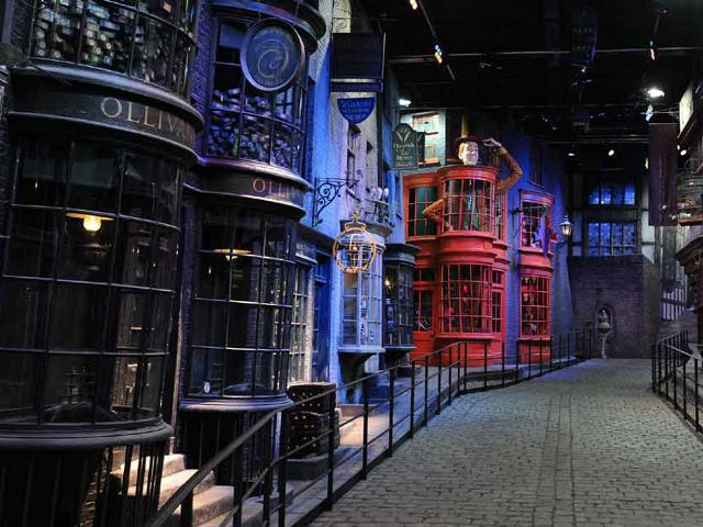 Londres - Estudios Harry Potter