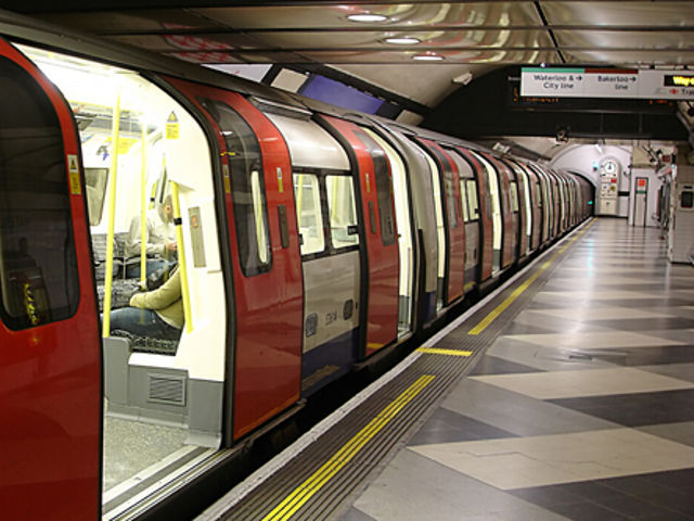 Londres - Metro