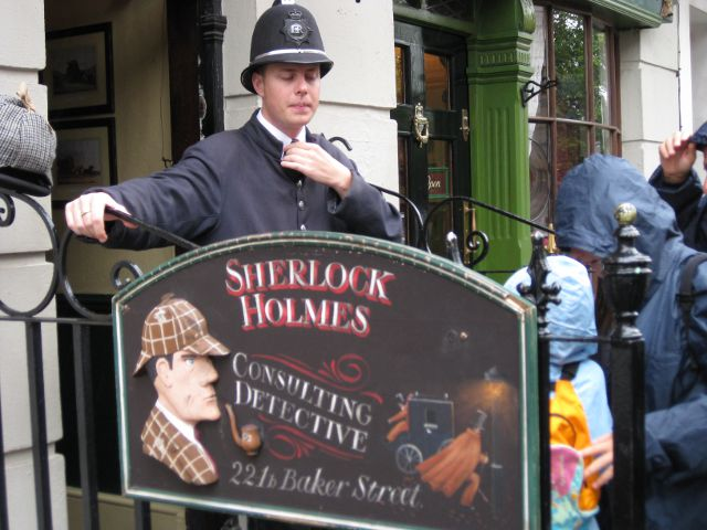 Londres - Museo Sherlock Holmes