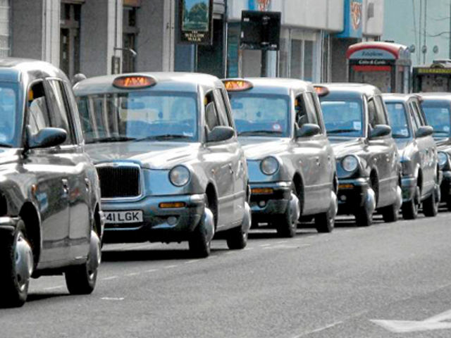 Londres - Taxi