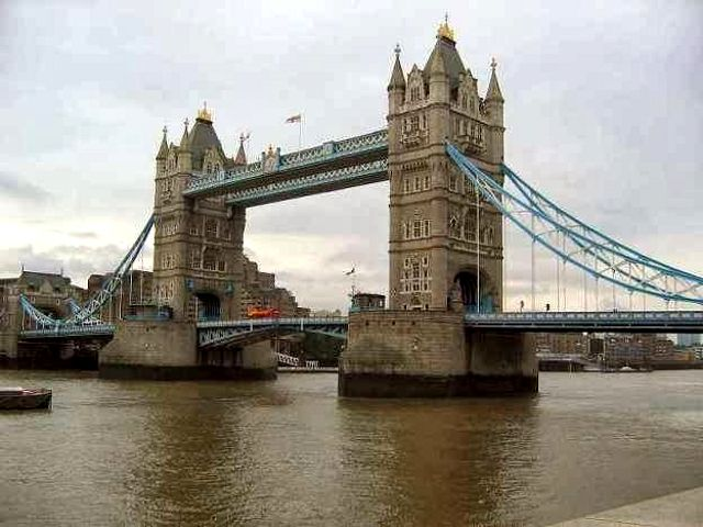 Londres - Tower Bridge