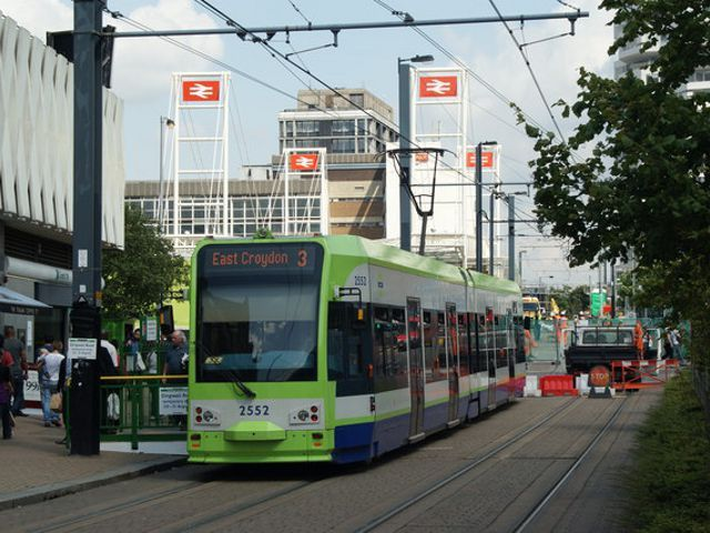 Londres - Tranvía