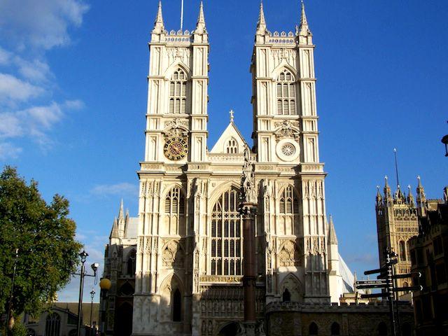 Londres - Abadía Westminster