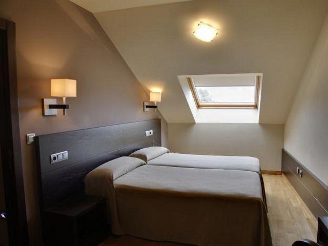Luarca - Hotel Baltico - Habitación