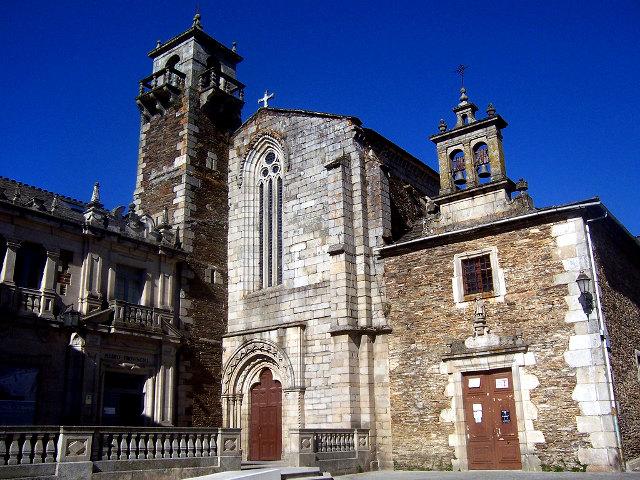 Lugo - Iglesia San Pedro