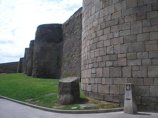 Lugo - Muralla Romana