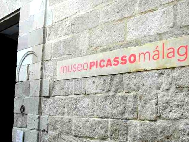 Málaga - Museo Picasso