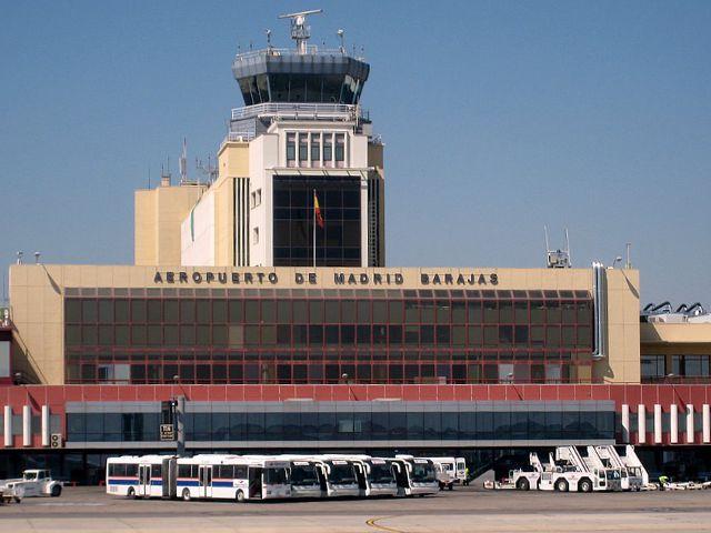 Madrid - Aeropuerto Barajas - T2