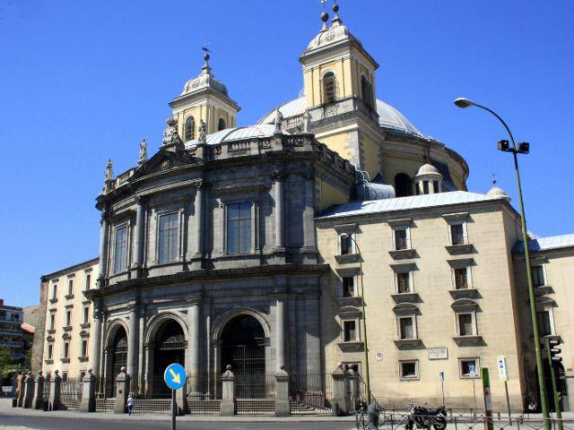 Visitar la Basílica de San Francisco el Grande de Madrid