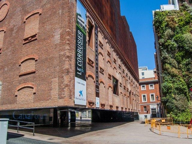 Madrid - CaixaForum