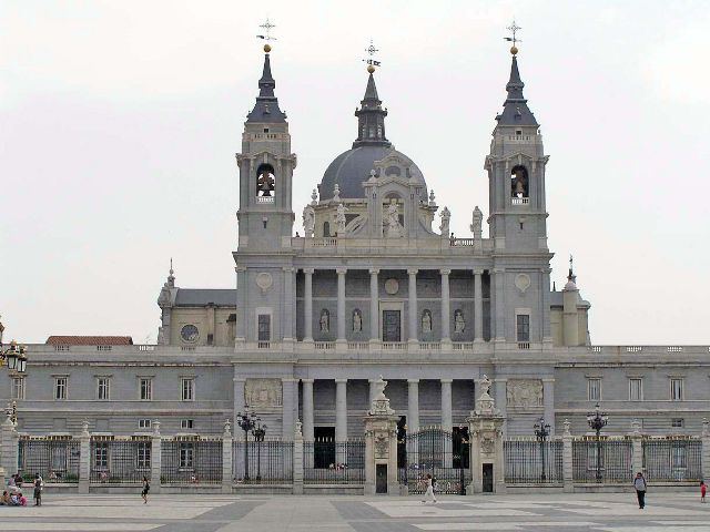 Madrid - Catedral Almudena