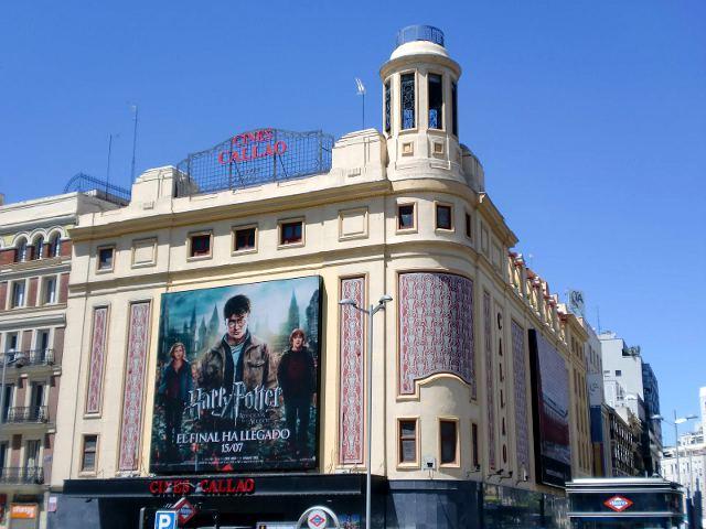 Madrid - Cine Callao