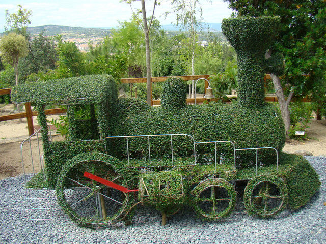 El Bosque Encantado – Un parque artístico cerca de Madrid