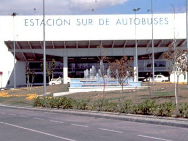 Madrid - Estación Sur