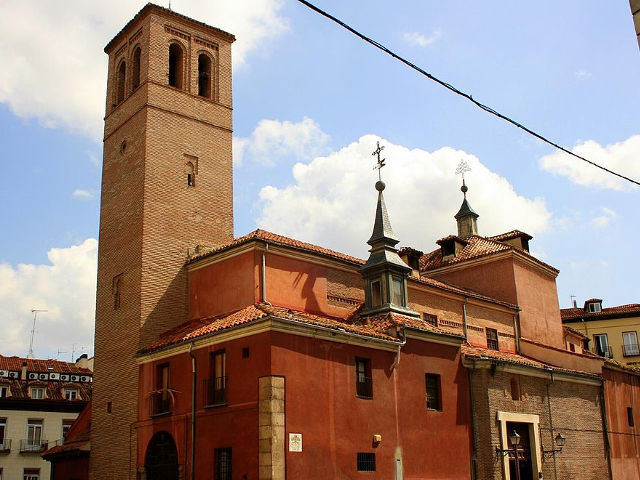 Madrid - Iglesia San Pedro Viejo