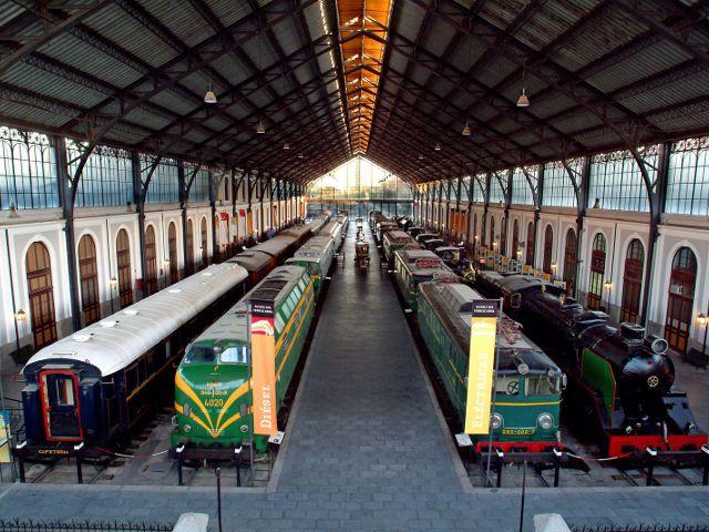 Madrid - Museo Ferrocarril