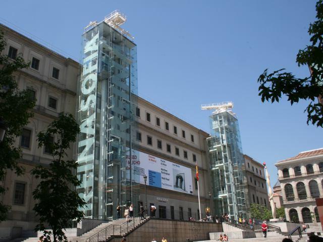 Madrid - Museo Reina Sofía