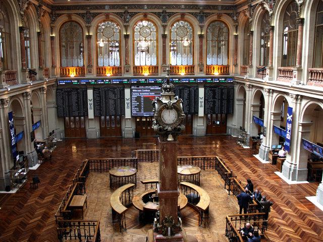 Madrid - Palacio de la Bolsa