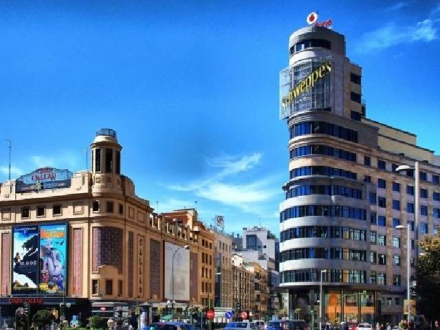 Madrid - Plaza Callao