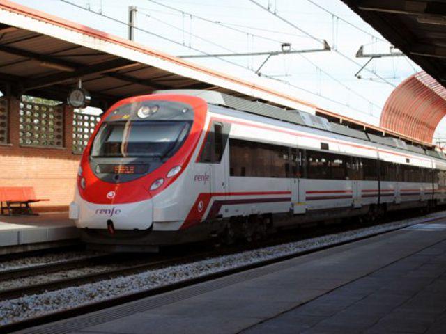 Madrid - Tren Cercanias