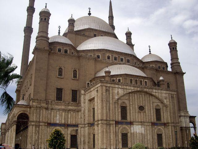 La Ciudadela de Saladino y la Mezquita de Alabastro