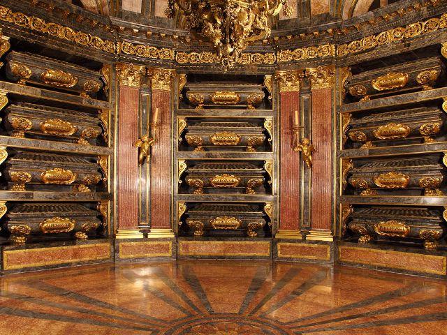 Monasterio El Escorial - Panteón