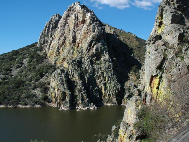 Que visitar en Extremadura - Monfrague - Salto del Gitano